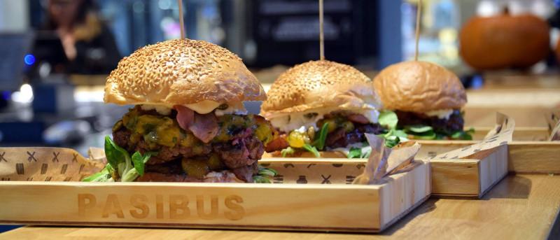 Hamburgery Pasibus