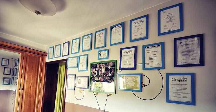 Certyfikaty Zaczarowanej Krainy