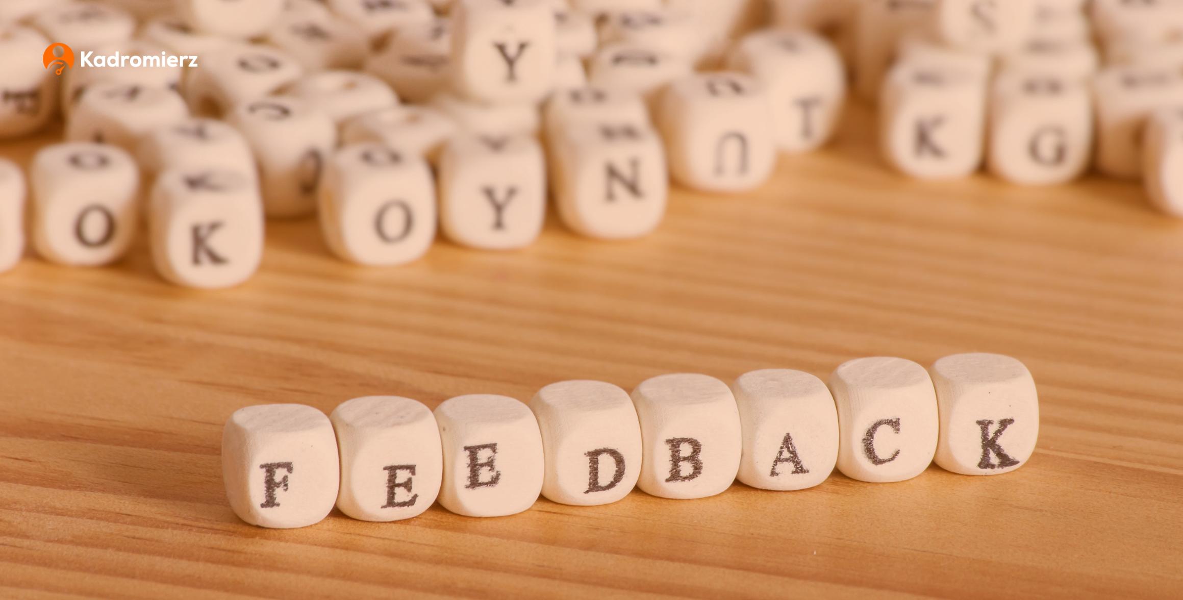 feedback - jakość współpracy